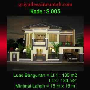 Desain Rumah Mewah 2 Lantai Di Jakarta