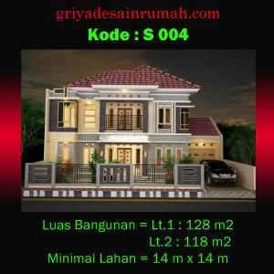 Desain Rumah Mewah 2 Lantai Di Bekasi